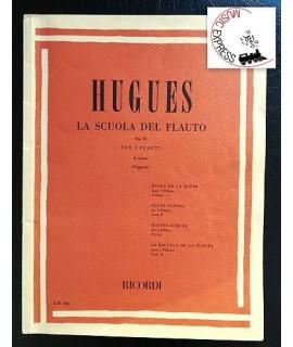Hugues - La Scuola Del Flauto Op. 51 per 2 Flauti II° Grado