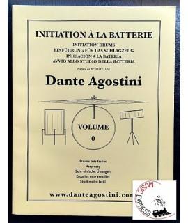Agostini - Avvio allo Studio della Batteria Volume 0