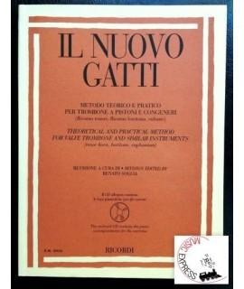 Il Nuovo Gatti - Metodo Teorico e Pratico per Trombone a Pistoni e Congeneri