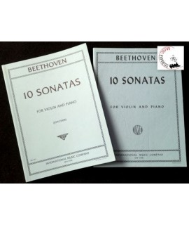 Beethoven - 10 Sonatas for Violin and Piano