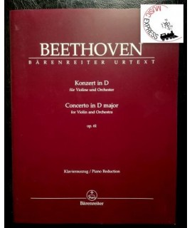 Beethoven - Concerto in D major for Violin and Orchestra Op. 61