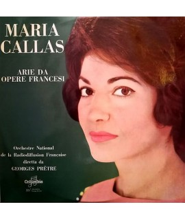 Maria Callas - Arie da Opere Francesi
