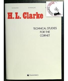 Clarke - Technical Studies for the Cornet