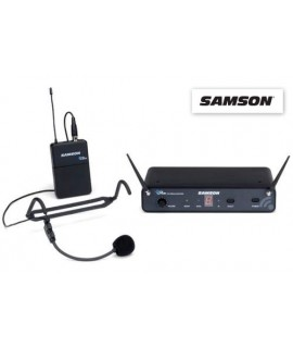 Samson Concert 88 Headset - Microfono Wireless 16 Canali