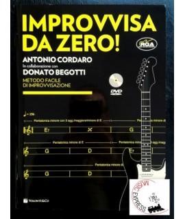 Cordaro, Begotti - Improvvisa da Zero! - Metodo Facile di Improvvisazione