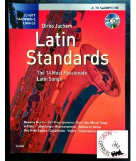 Juchem - Latin Standards - The 14 Most Passionate Latin Songs