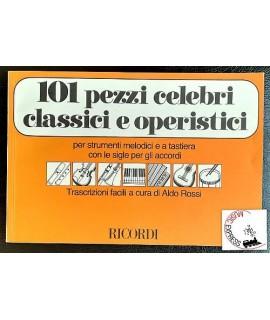 Vari - 101 Pezzi Celebri Classici e Operistici