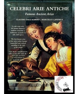 Dall' Albero, Candela - Celebri Arie Antiche