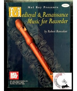 Bancalari - Medieval & Renaissance Music for Recorder