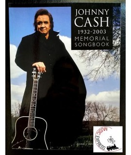 Cash - 1932-2003 Memorial Songbook