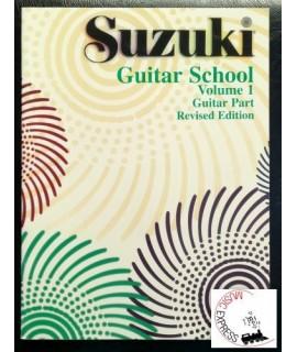 Suzuki Guitar School Volume 1 - Guitar Part - Revised Edition