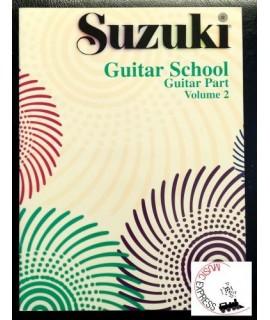 Suzuki Guitar School Volume 2 - Guitar Part