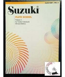 Suzuki Flute School Volume 2 - Flute Part - Revised Edition