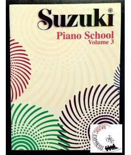 Suzuki Piano School Volume 3