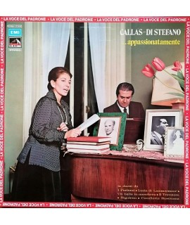 Maria Callas, Giuseppe Di Stefano - ...Appassionatamente
