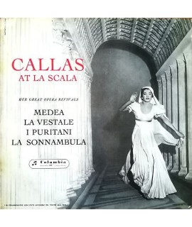 Maria Callas - Callas At La Scala