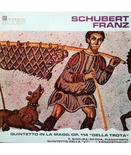 Franz Schubert - Quintetto in la Maggiore Op. 114 (Della Trota)