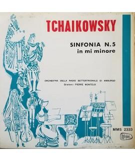 Piotr Tchaikowsky - Sinfonia n. 5 in Mi Minore Op. 64