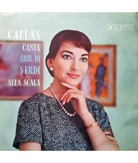 Maria Callas - Canta Arie di Verdi alla Scala