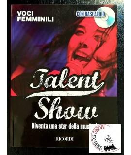 Talent Show - Diventa Una Star della Musica! - Voci Femminili