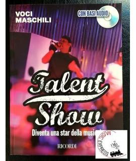 Talent Show - Diventa Una Star della Musica! - Voci Maschili