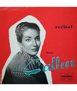 Maria Callas - Recital