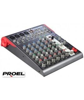 Proel MI12 - Mixer Proel MI12 - Mixer Analogico