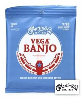 Martin Vega Banjo V720 Nickel Wound