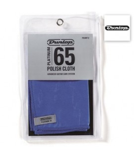 Dunlop Platinum 65 Polish Cloth P65MF12