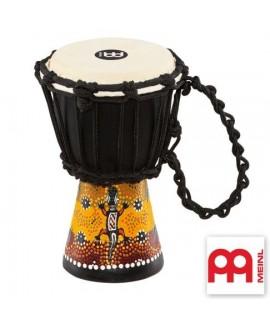 Meinl HDJ7XXS Mini Djembe African Style Geko Design