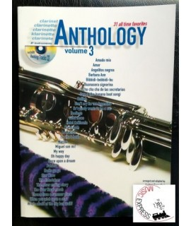 Vari - Anthology Volume 3 - 31 All Time Favorites - Clarinetto
