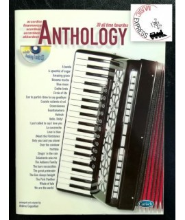 Vari - Anthology Volume 1 - 30 All Time Favorites - Fisarmonica