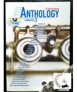 Vari - Anthology Volume 3 - 31 All Time Favorites - Flauto