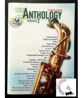 Vari - Anthology Volume 2 - 24 All Time Favorites - Sax Tenore
