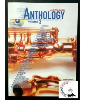 Vari - Anthology Volume 3 - 31 All Time Favorites - Sax Contralto