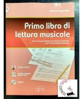 Cappellari - Primo Libro di Lettura Musicale