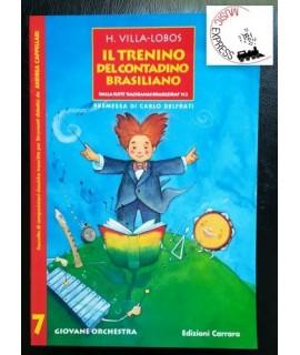 Giovane Orchestra - Il Trenino del Contadino Brasiliano dalla Suite Bachianas Brasileiras n. 2