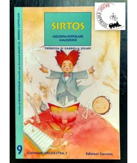 Giovane Orchestra - Sirtos - Melodia Popolare Macedone