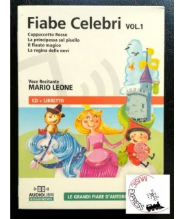 AudioLibri Rugginenti 3 - Fiabe Celebri Vol. 1