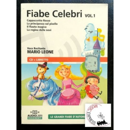 AudioLibri Rugginenti 3 - Fiabe Celebri Vol. 1