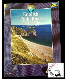 Tribe - English Folk Tunes for Ukulele - 37 Traditional Pieces