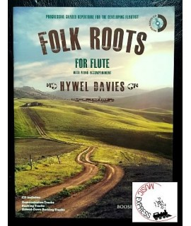 Davies - Folk Roots for Flute