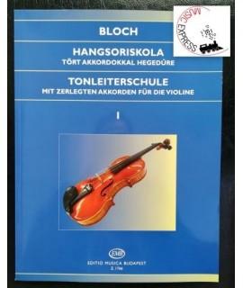 Bloch - Hangsoriskola 1