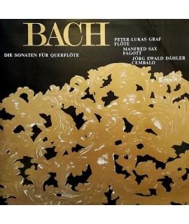 Johann Sebastian Bach - Die Sonaten Für Querflöte
