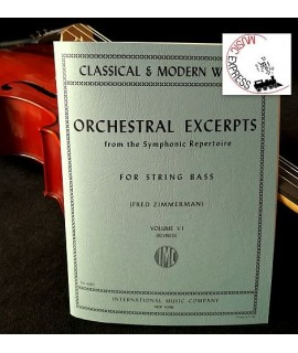 Vari - Orchestral Excerpts from the Symphonic Repertoire Volume VI