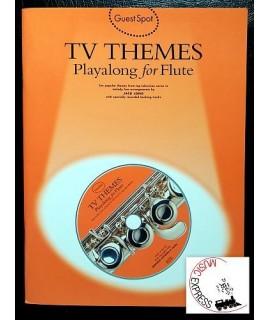 Vari - TV Themes - Playalong for Flute