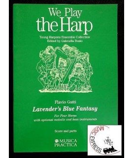 We Play The Harp - Go Tell Aunt Rhody, Lightly Row