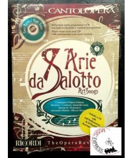 Cantolopera - Arie da Salotto Voce Acuta Volume 2