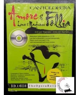 Cantolopera - Amore e Follia - Arie per Soprano