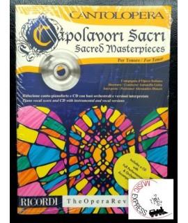 Cantolopera - Capolavori Sacri per Tenore